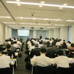 11月6日に「公共工事について」および「法令遵守」についてのセミナーが開催されました。