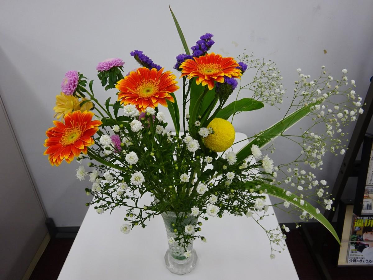 ◇今週のお花◇ お花畑のよう!