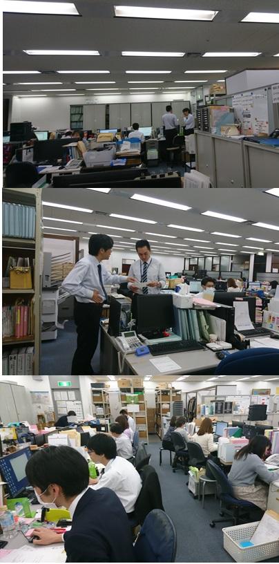 ☆今日のオ~タ☆ 営業部!
