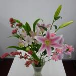◇今週のお花◇ 今日はセミナー♪