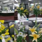 ◇今週のお花◇と7月のセミナー!