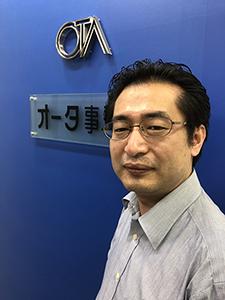 社員紹介ブログ☆お客様との繋がりを大切に~ 営業二課課長 芳賀永明